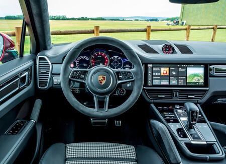 Porsche Cayenne Coupe Gts Prueba 16