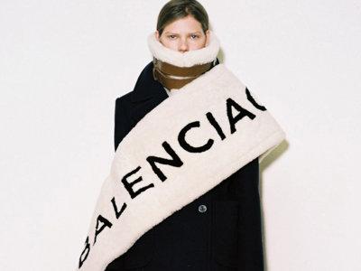 Balenciaga Pre-Fall 2016, ¿qué está pasando?