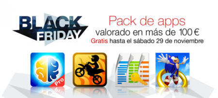 Amazon se prepara para el Black Friday y regala 100 euros en aplicaciones