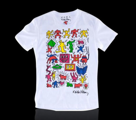 Keith Haring Zara 4