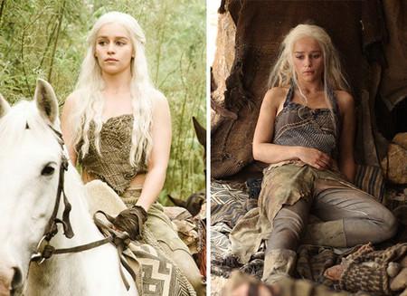 Daenerys Temporada 1 Estilo Y Vestuario