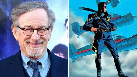 Steven Spielberg tendrá su primera película de superhéroes: será con DC Comics y estará basada en 'Blackhawk'