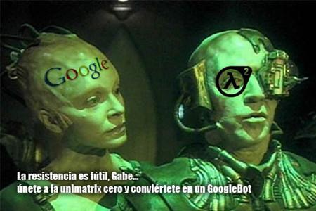Google no compra Valve, pero ¿eso cierra su interés por el negocio?