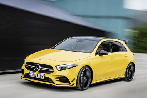Aquí está el Mercedes-AMG A 35: nuevo modelo de acceso a la familia AMG, con 306 CV y tracción total