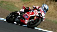 Superbikes Test 2013: Carlos Checa toma la delantera y marca nuevo récord