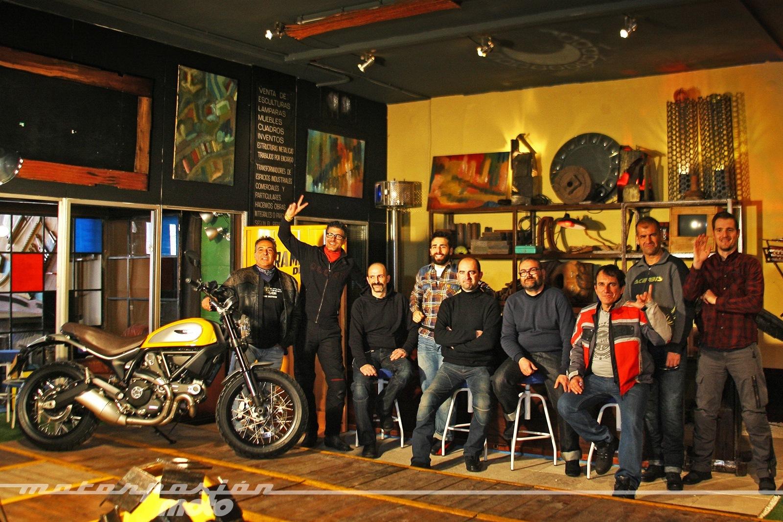 Foto de Ducati Scrambler, presentación 2 (1/28)
