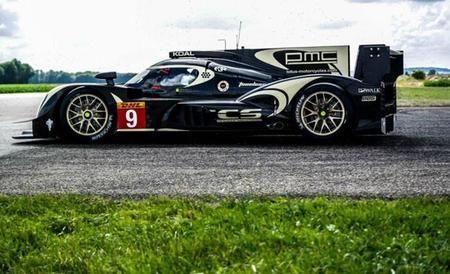 El Lotus P1/01 por fin debuta en pista