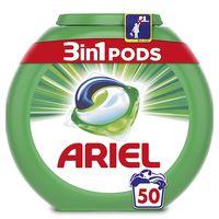 Caja de cápsulas para 50 lavados Ariel 3en1 Pods: ahora rebajada a 12,72 euros en Amazon