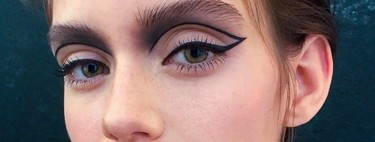 Te contamos cómo hacerte el eyeliner gráfico que abre más la mirada, es más moderno y te hará la reina del maquillaje