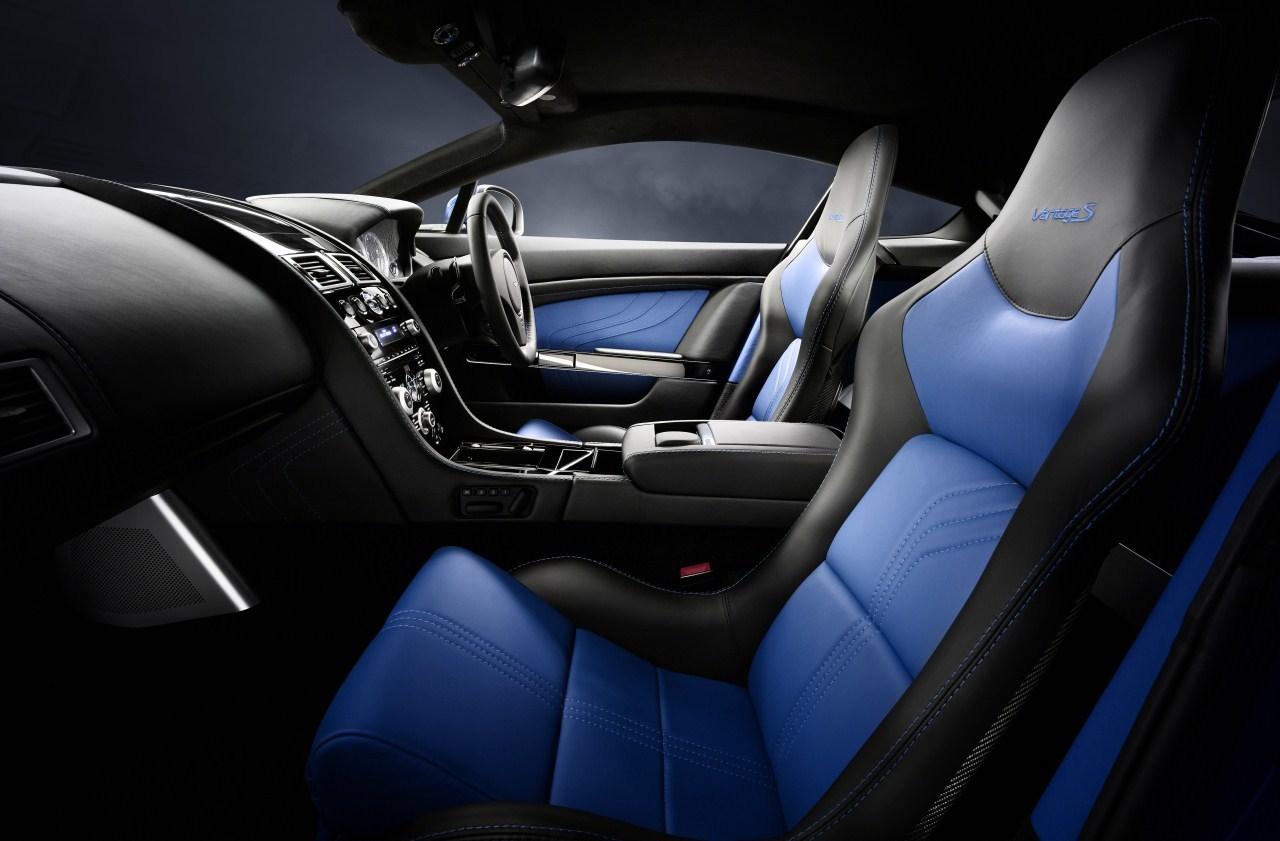 Foto de Aston Martin V8 Vantage S  (7/10)