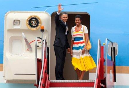 ¡Michelle Obama se atreve con todo!
