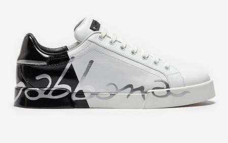 Firmadas Por Sus Creadores Dolce Gabbana Nos Muestran Los Sneakers Definitivos De La Temporada