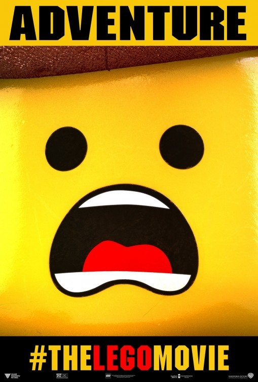 Foto de Carteles de 'La LEGO Película' (17/17)