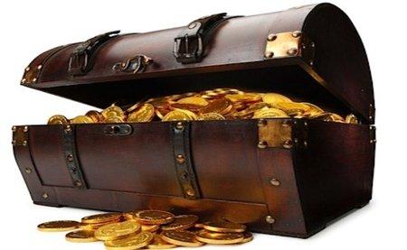 El rastreo del tesoro, un juego muy divertido