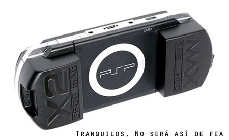 E3 2008: Una nueva PSP con disco duro en los planes de SONY