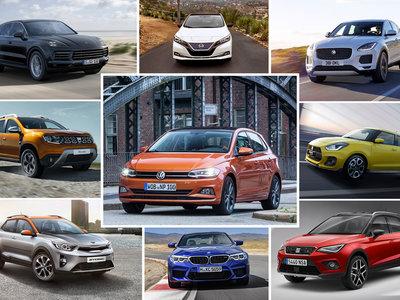 Estos son los autos que llegarán del Auto Show de Frankfurt 2017 a México