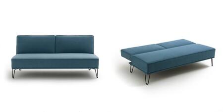 Sofa Cama Tejido Texturizado Vees 2