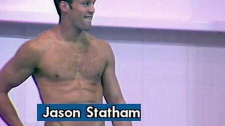 Jason Statham Atleta