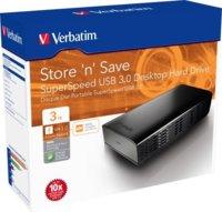 Verbatim se abona al tres con su nuevo Store'n'Save