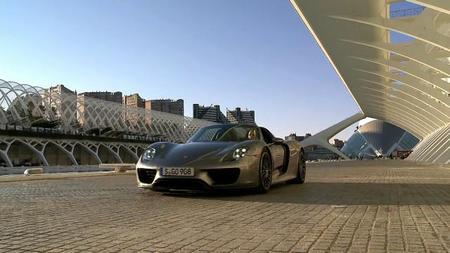 Porsche 918 Spyder Valencia
