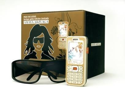 Pack Nokia Amaya Arzuaga edición limitada