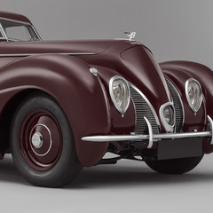 Foto 7 de 14 de la galería bentley-corniche-de-1939-por-mulliner en Motorpasión