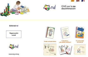 Cuentos infantiles para la no discriminación