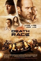 'Death Race', póster