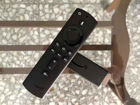 Fire Tv Stick 4k con Mando