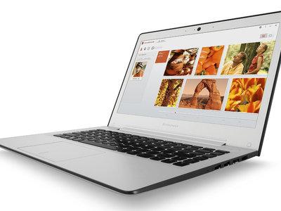 Oferta Flash: portátil Lenovo U31-70, con Office 365 durante 1 año, por 499 euros