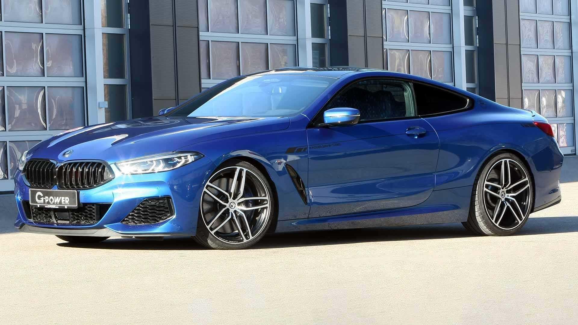 Foto de G-Power BMW M850i (7/9)