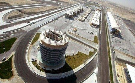 Calma en la previa al Gran Premio de Bahréin