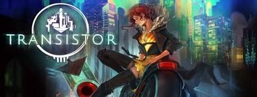 Transistor ya está disponible para descargar gratis en la Epic Games Store. El siguiente será World of Goo