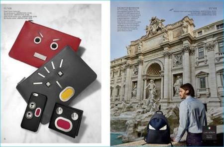 Saks propone un viaje por la arquitectura y moda italiana para celebrar a papá