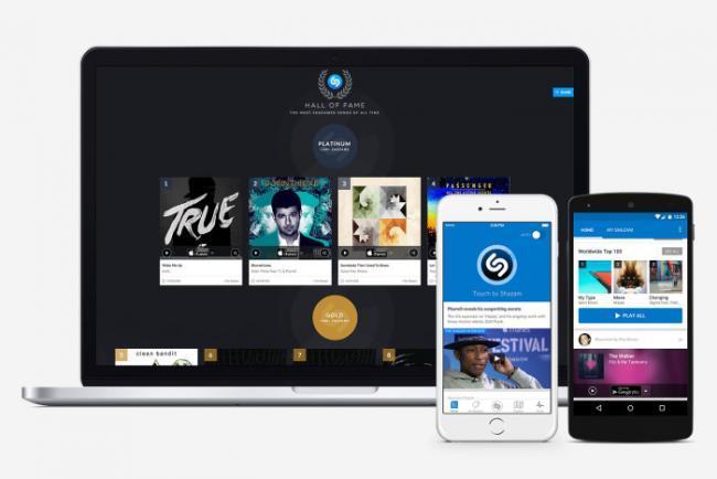 ¿Pagas por Spotify o Rdio? Pues ahora Shazam te deja escuchar canciones enteras en iOS
