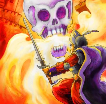 ¡A desempolvar la NES, que hay juego nuevo!: Quest Forge by Order of Kings