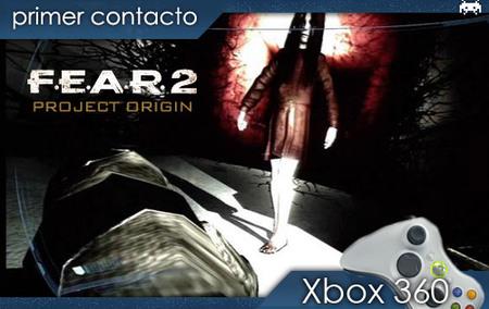 'F.E.A.R. 2: Project Origin'. Primer contacto
