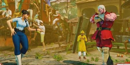 Descubren los trajes alternativos de Street Fighter V en la nueva actualización de la beta