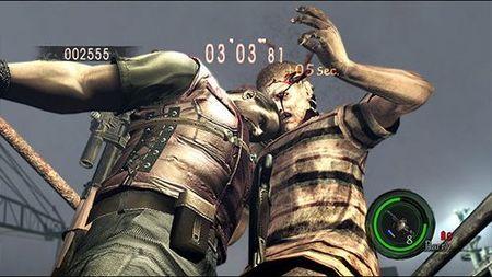 'Resident Evil 5: Alternative Edition'. Imágenes de Barry Burton y Rebecca Chambers a buena calidad