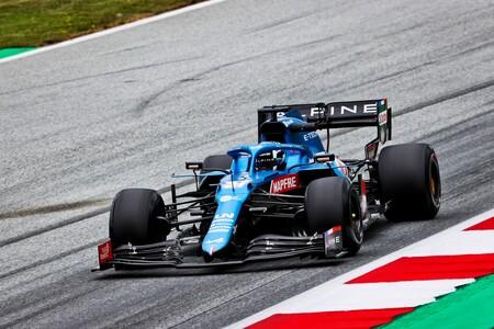 Ocon Austria F1 2021