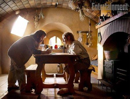 'The Hobbit', primeras y estimulantes imágenes oficiales