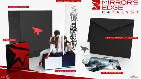Mirror S Edge Catalyst Edicion De Coleccion