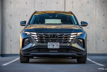 Hyundai Tucson Prueba De Manejo Opinones Mexico Resena 24
