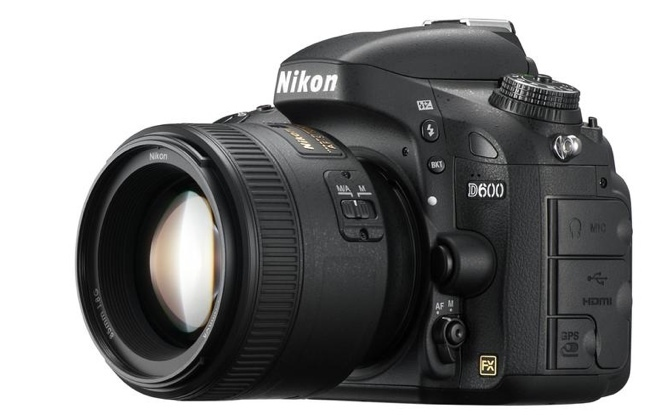 Nueva Nikon D600