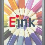 Una capa y píxeles independientes: así se quiere revolucionar la tinta electrónica a color