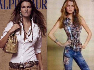 Encuesta: ¿la moda debe usar el Photoshop para ocultar la realidad?