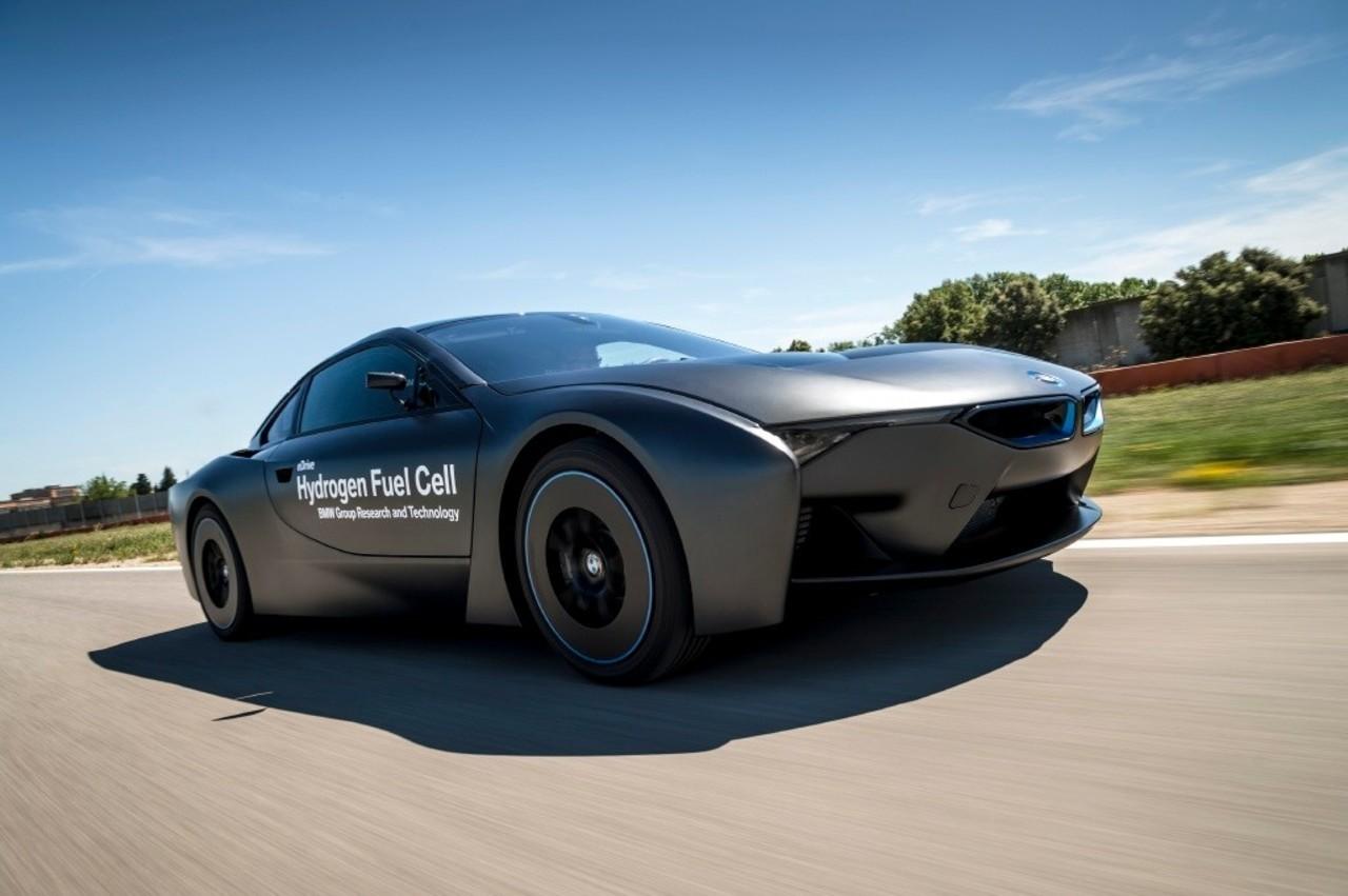 Foto de BMW i8 Hydrogen Fuel Cell (1/23)