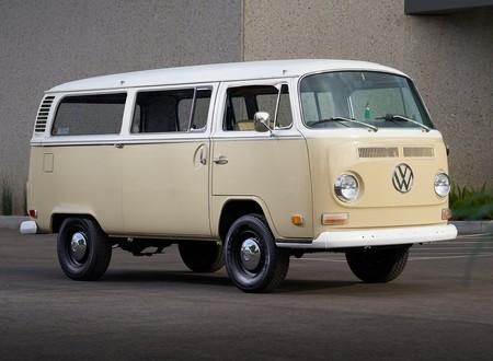 Volkswagen e-Bus: La Combi de 1972 pero con el tren motriz de e-Golf