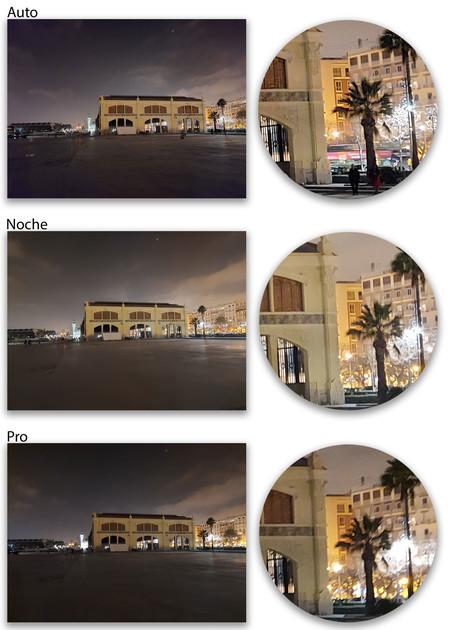 Samsung Galaxy S10 Lite Auto Pro Noche Detalle