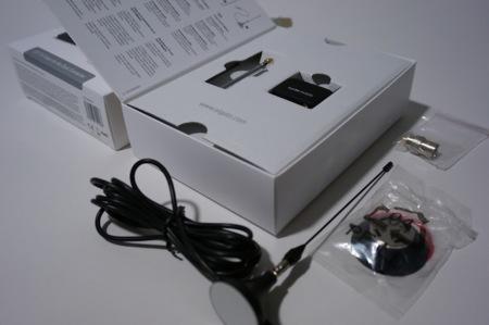 eyeTV mobile contenido caja